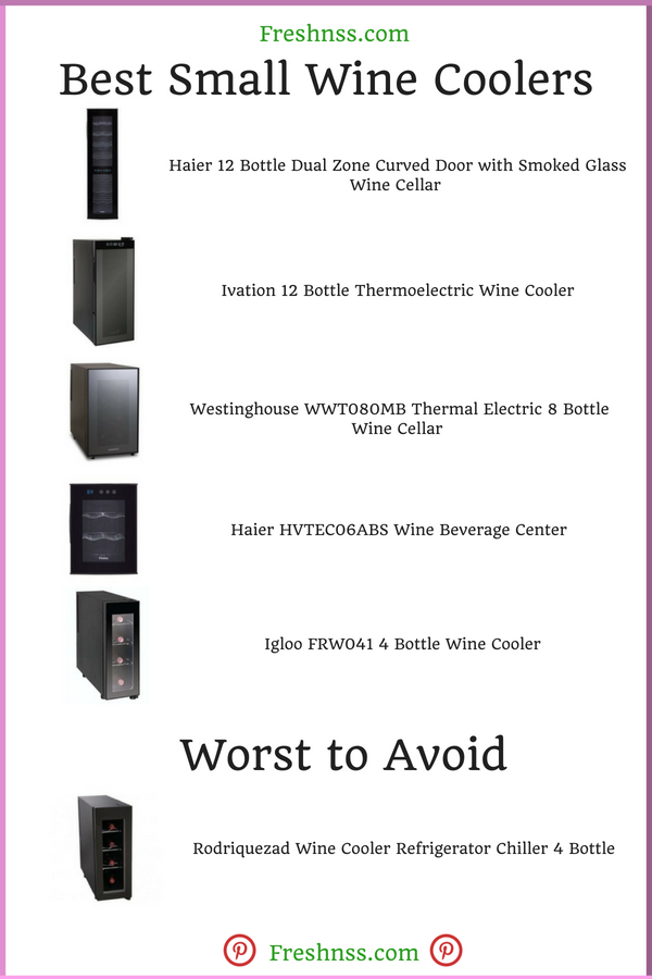 Best Small Wine Coolers