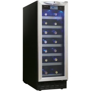 Danby DWC276BLS 27 Bottle Silhouette Wine Cellar Review