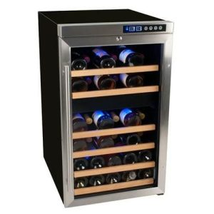 Edgestar CWF340DZ 34 Bottle Wine Cooler Compressor Freestanding Review