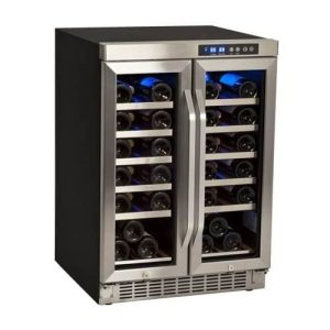 Edgestar CWR361FD 24 Inche Wide 36 Bottle Built In Wine Cooler with Dual Cooling Review
