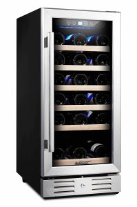 Kalamera 15 Wine Cooler 30 Bottle Built In Freestanding Review