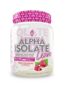 Alpha Isolate Lean Whey Protein Powder for Women Review