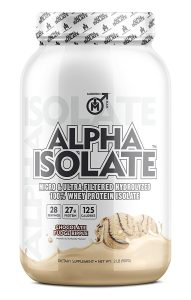 Alpha Isolate Whey Protein Isolate Review