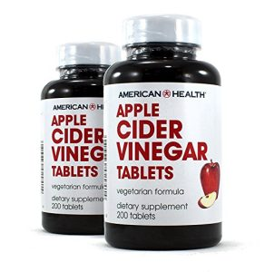 American Health Apple Cider Vinegar Tablets Review