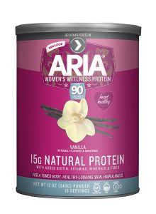 Aria Womens Wellness Protein Review