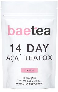 Baetea 14 Day Acai Teatox Review