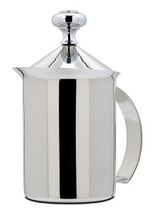 Bellman Stainless Steel Hand Pump Milk Frother Review