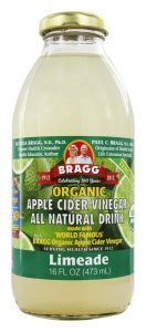 Bragg Organic Apple Cider Vinegar Limeade Review
