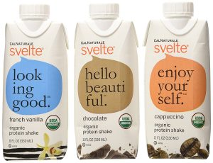 Calnaturale Svelte Organic Protein Shake Review