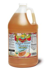 Dynamic Health Organic Cider Vinegar Mother Raw Apple Review