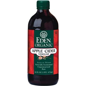 Eden Foods Organic Apple Cider Vinegar Review