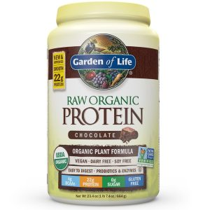 Garden of Life Organic Vegan Protein Powder Review