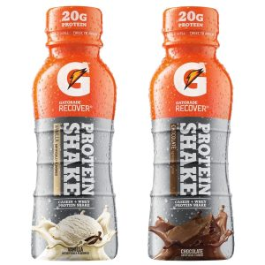 Gatorade Recover Protein Shakes Review