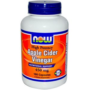 Now Apple Cider Vinegar Capsules Review