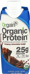 Orgain Organic Protein Shake Review