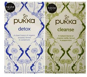 Pukka Organic Detox Tea Review