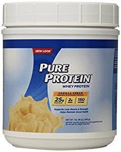 Pure Protein Whey Protein Review