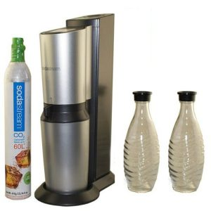 Sodastream Crystal Home Soda Maker Glass Carafe Review