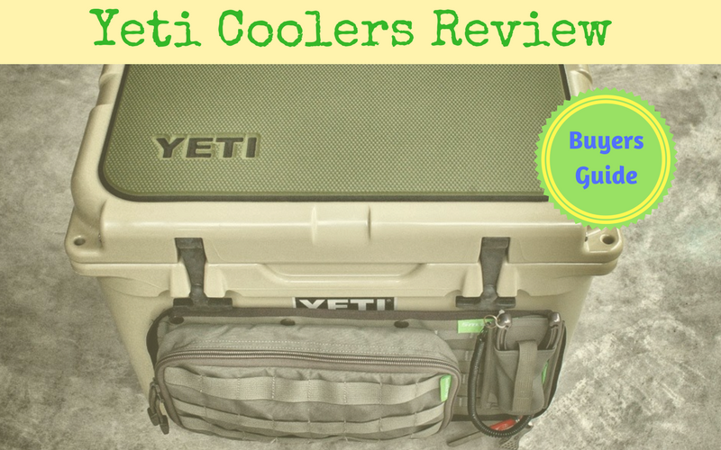 Yeti Coolers Review (2018 Buyers Guide)