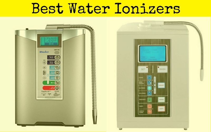 Best Water Ionizers Review of 2018