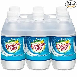 Canada Dry Club Soda Review