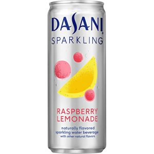 Dasani Sparkling Water Raspberry Lemonade Review