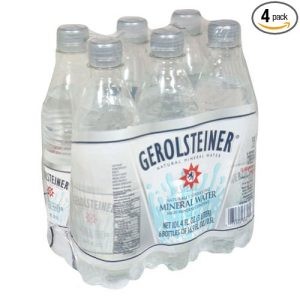 Gerolsteiner Naturally Sparkling Mineral Water Review