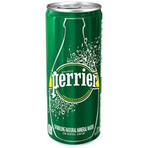 Perrier Sparkling Mineral Water Review