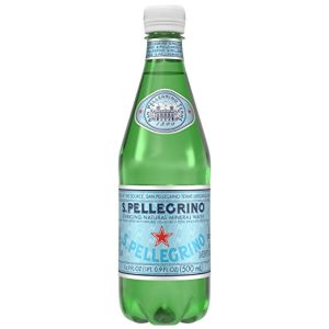 San Pellegrino Sparkling Natural Mineral Water Review