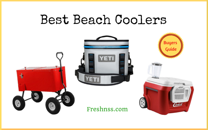 Best Beach Coolers Review (2020 Buyers Guide)