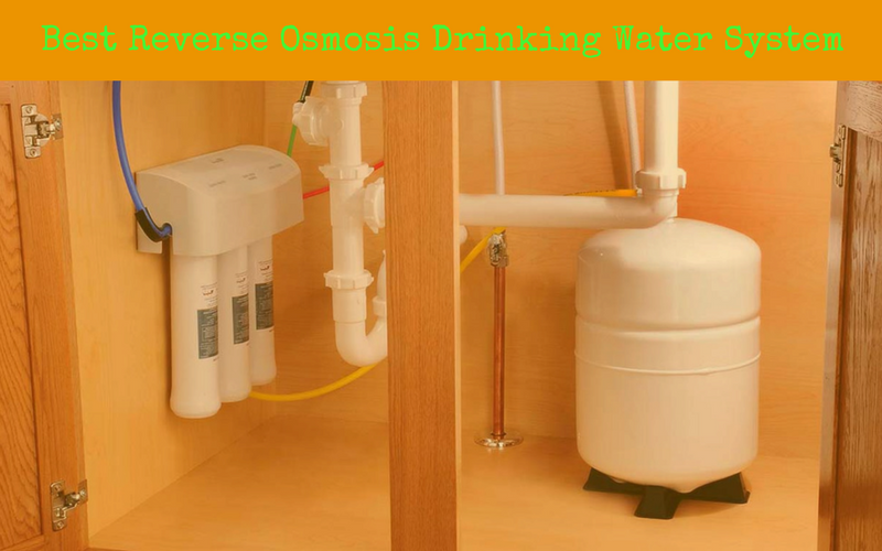 Best Reverse Osmosis System Reviews of 2019