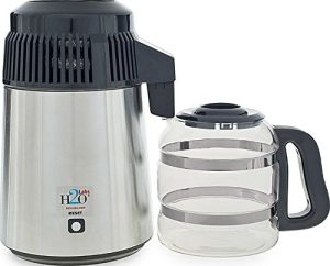 H20Labs Model 200 Countertop Home Water Distiller Review