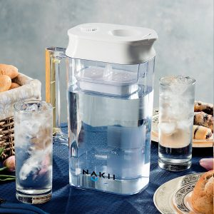 Nakii Water Filter Pitcher Review