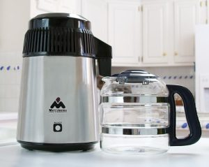 Nutristream's Megahome Countertop Water Distiller Review