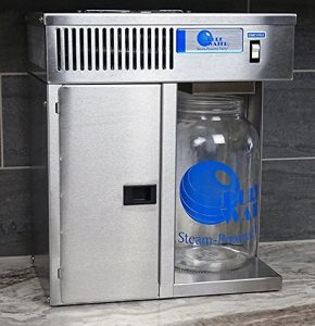 Pure Water Mini-Classic CT Counter Top Water Distiller Review