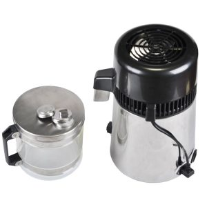 Tinton Water Distiller Durable Water Purifier All Stainless-Steel Body Review