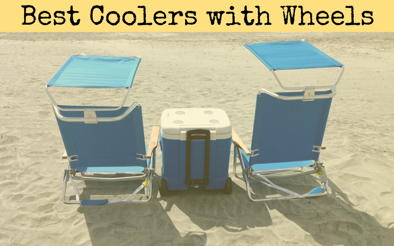 Best Coolers with Wheels of 2019