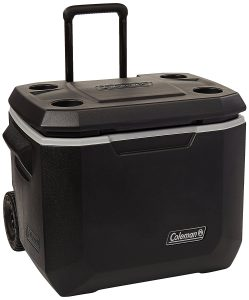 Coleman Xtreme Series Wheeled Cooler Review