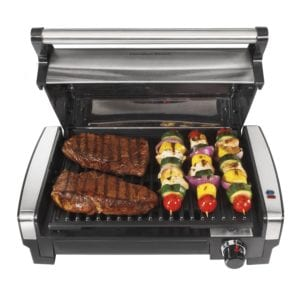 Hamilton Beach 25360 Indoor Flavor/Searing Grill Review