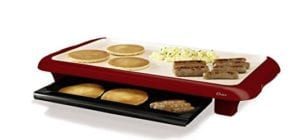 Oster DuraCeramic Griddle with Warming Tray Review