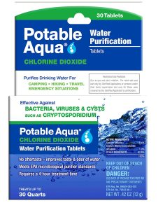 Potable Aqua Chlorine Dioxide Review