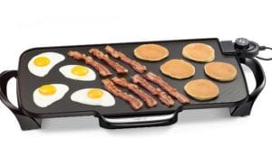 Presto 07061 22-Inch Electric Griddle