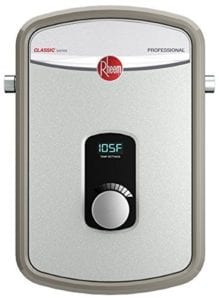 Rheem RTEX 13 Electric Tankless Water Heater Review