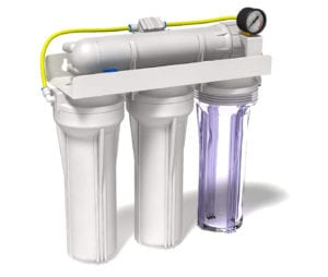 Aquatic Life 4-Stage 100 GPD Junior Reverse Osmosis Filter System Review
