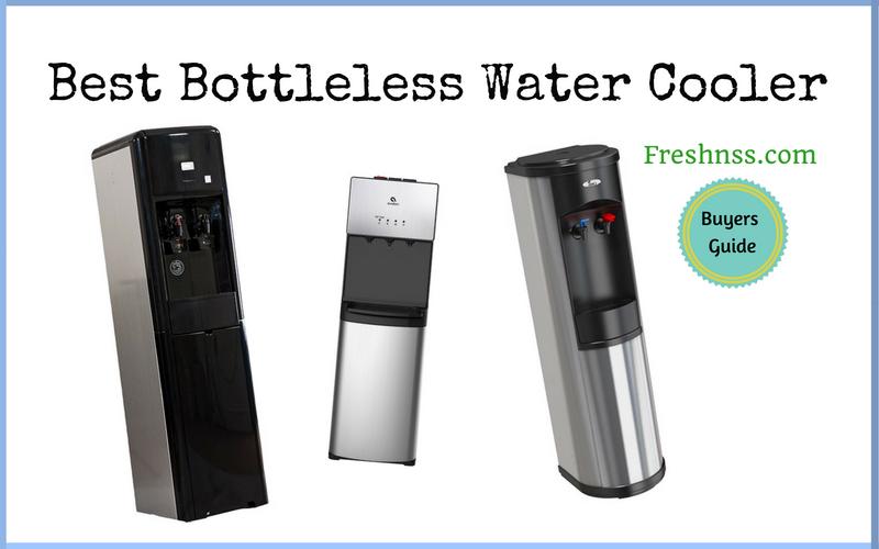 Best Bottleless Water Cooler Reviews of 2019