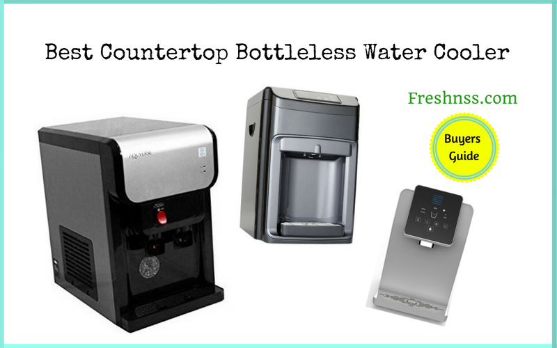 Best Countertop Bottleless Water Cooler Reviews (2020 Buyers Guide)