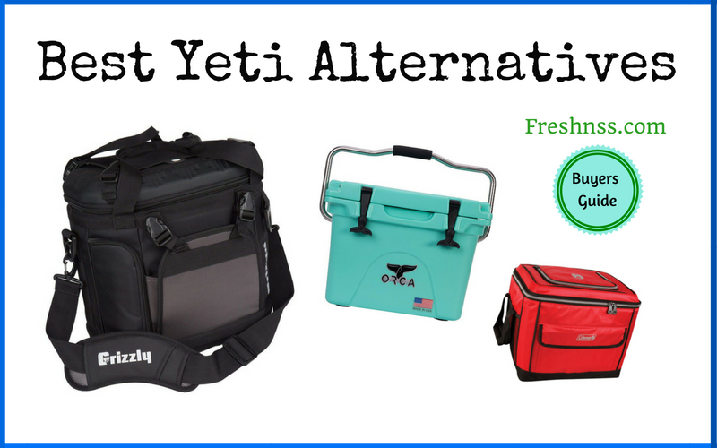 Best Yeti Alternatives (Coolers like Yeti) of 2019