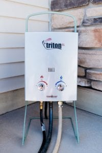 Camp Chef HWD5 Triton Water Heater Review