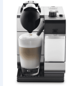 DeLonghi Lattissima Plus Nespresso Capsule Review