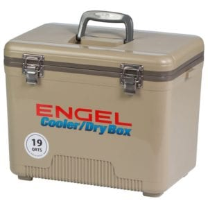 Engel USA Cooler Dry Box Review